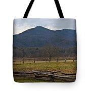 Cade's Cove - Smoky Mountain National Park Tote Bag