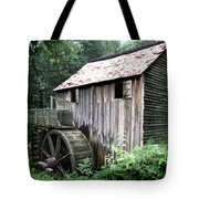 Cade's Grist Mill Tote Bag by Barry Jones