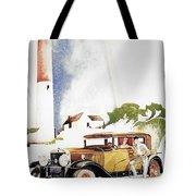 Cadillac Ad, 1929 Tote Bag