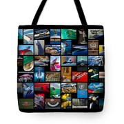 Cadillac Art Tote Bag