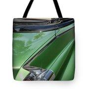 Cadillac Tail Fins Tote Bag