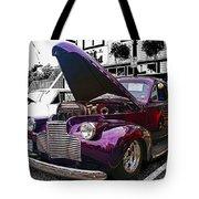 Cadp1035-12 Tote Bag