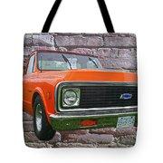 Cadp243-12 Tote Bag