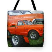 Cadp250-12 Tote Bag