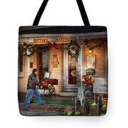 Cafe - Clinton Nj - Bistro Bakery  Tote Bag