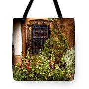Cafe Window Tote Bag