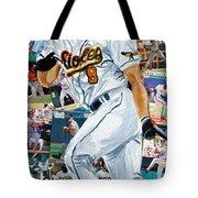 Cal Ripkin Jr Tote Bag