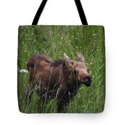 Calf Feeding Tote Bag