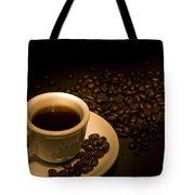 Calgary, Alberta, Canada Coffee Beans Tote Bag