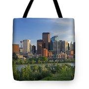 Calgary, Alberta, Canada Tote Bag