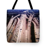 Cali Traffic Tote Bag
