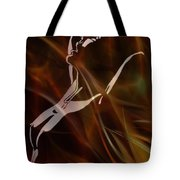 Caliente On Fire Tote Bag
