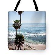 California Coastline Photo Tote Bag