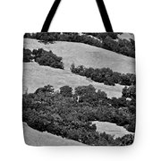 California Hillside Oaks Tote Bag
