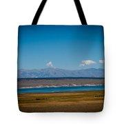 California Lake Tote Bag