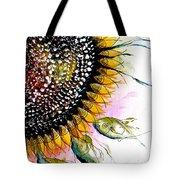 California Sunflower Tote Bag