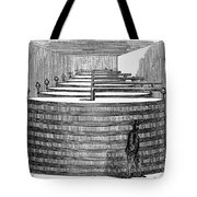 California: Winery, 1864 Tote Bag