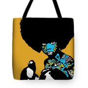 Call Of The Child Full Color Tote Bag