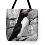 Call Of The Puffin Tote Bag