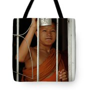 Call To Prayer Tote Bag