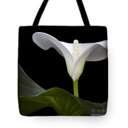 Calla Beauty Tote Bag