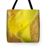 Calla Lily Beauty  Tote Bag