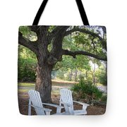 Callaway Chairs Tote Bag