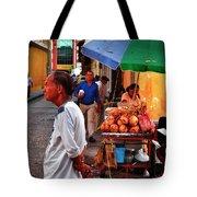 Calle De Coco Tote Bag