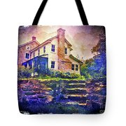 Calm Before The Storm Tote Bag by Kevyn Bashore