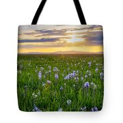 Camas Fields Tote Bag