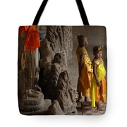 Cambodian Youths Tote Bag