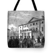 Cambridge University, 1862 Tote Bag