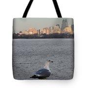 Camden Bird Tote Bag