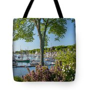 Camden Spring Tote Bag by Susan Cole Kelly