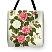 Camellia Tote Bag by English School