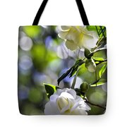 Camellia Thirteen Tote Bag