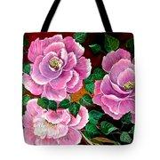 Camellias Tote Bag