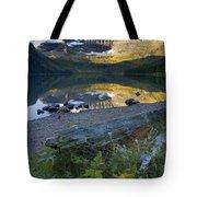Cameron Lake, Alberta, Canada Tote Bag