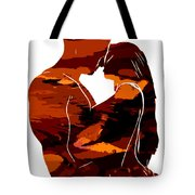 Camouflage Lovers Tote Bag