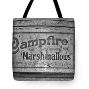 Campfire Marshmallows Tote Bag