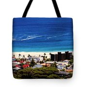 Camps Bay Beach Tote Bag