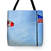 Can Usa Tote Bag