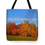 Canada In Colors Tote Bag