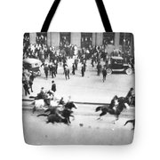 Canada: Mounted Police, 1919 Tote Bag