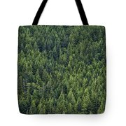 Canadian Boreal Forest. Tote Bag