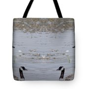 Canadian Goose Symmetry Tote Bag