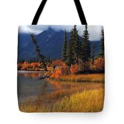 Canadian Landscape Tote Bag