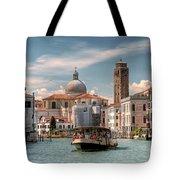 Canal Grande. Venezia Tote Bag