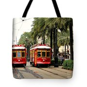 Canal Street Tote Bag