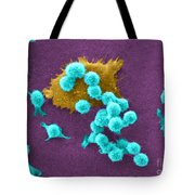 Cancer Cell Death, Sem 2 Of 6 Tote Bag